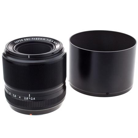 Fujifilm XF 60mm (90mm) F/2.4 Macro Lens