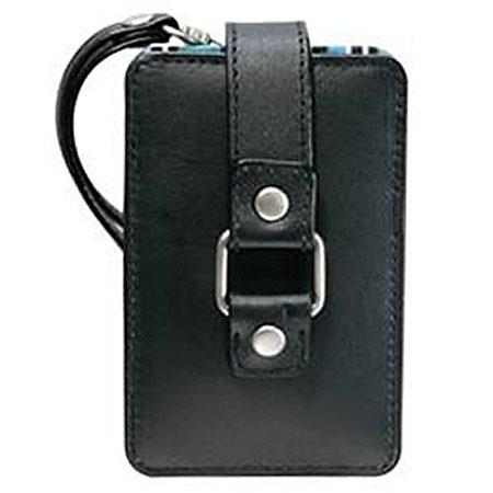 Fujifilm Slimline Compact Case with Blue Stripe, fits all Compact Camera Models Excluding S Series and HS10.