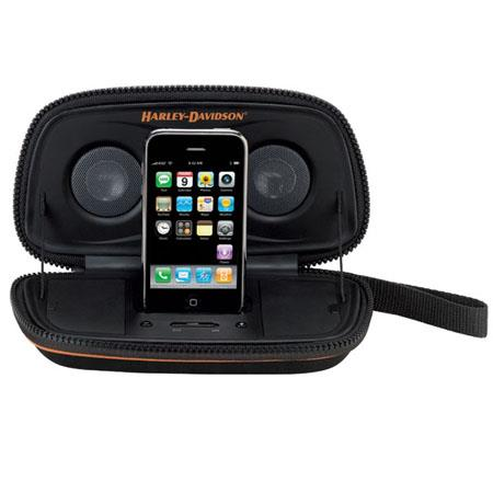 iHome Portable Speaker System for iPhone & iPod image