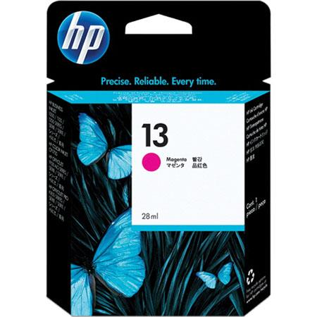 HP C4816A 13 Magenta Ink Cartridge for Business Inkjet 1000/Officejet Pro K850/Officejet Pro K850dn Printers