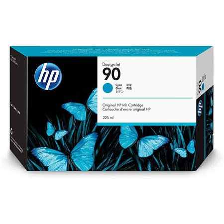 HP 90 225-ml Cyan Print Cartridge