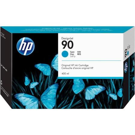 HP 90 400-ml Cyan Print Cartridge