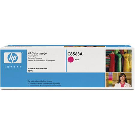 HP C8563A Magenta Color LaserJet Imaging Toner Drum for Various Color Laserjet Printers (Yield: Appx 40,000 Copies)