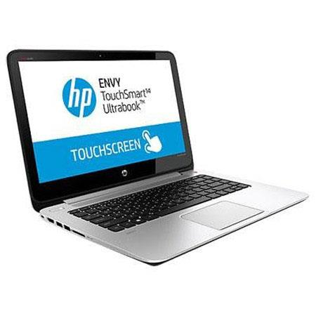 "HP ENVY 14-k020us 14"" Touchscreen Ultrabook Notebook Computer, Intel Core i5-4200U 1.6GHz, 8GB RAM, 750GB HDD, 24GB SSD, Win 8 Home Premium (64-bit)"