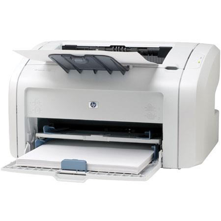 Hewlett Packard - HP 1018 Monochrome LaserJet Printer, with USB Interface image