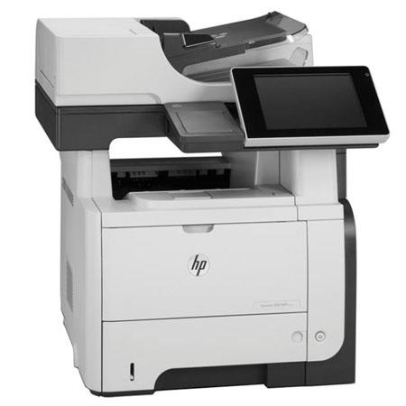 HP LaserJet Enterprise 500 M525f Laser Multifunction Monochrome Printer, 1200 X 1200 Dpi Print Resolution, 42 Ppm Speed, Sheets Capacity