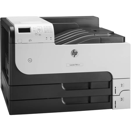 Hewlett-Packard - HP LaserJet Enterprise 700 M712dn Monochrome Printer, Upto 40 ppm Print Speed, Upto 100000 Pages, Upto 1200 x 1200 dpi Resolution