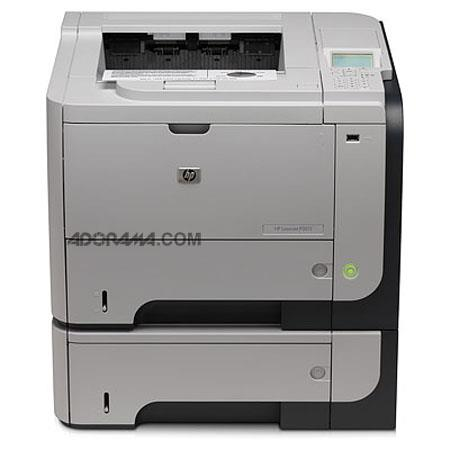Hewlett Packard - HP LaserJet P3015x Monochrome Laser Printer, Up to 42 ppm Speed, Up to 1200 x 1200 dpi Resolution image