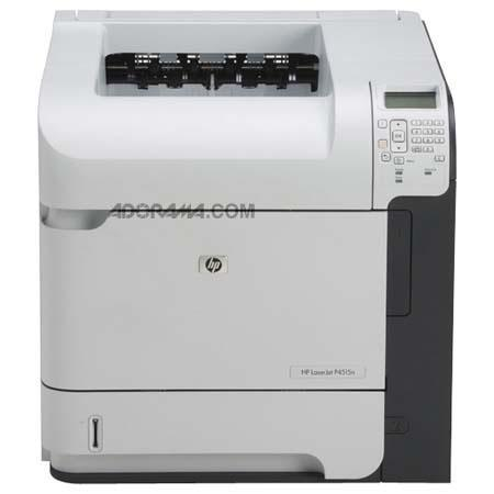 Hewlett Packard - HP Monochrome LaserJet P4515N Network-Ready Printer with USB Interface image