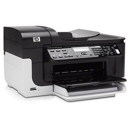 Hewlett Packard - HP OfficeJet 6500 Color Wireless All-in-One Inkjet Printer, 4800 x 1200dpi, USB Interface, for Windows & Mac image