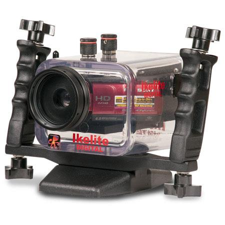 Ikelite Underwater Video Housing for Sony HDR-CX100 Video Camera image