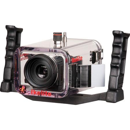 Ikelite 6038.55 Underwater Video Housing for Sony HDR-CX580V Video Camera & for PJ580 Camcorder