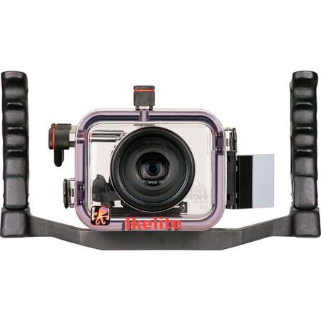 Ikelite 6039.24 Underwater Video Housing for Sony HDR-XR260 Video Camera