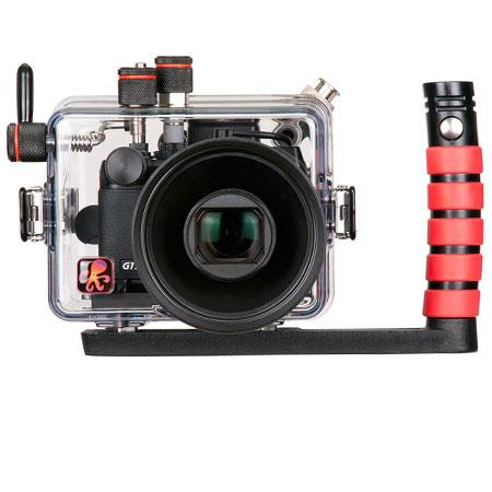 Ikelite 6146.01 Underwater Camera Housing for Canon Powershot G1X Digital Cameras