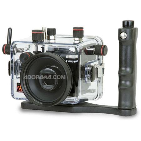 Ikelite 6146.12 Underwater Camera Housing for Canon Powershot G11 and G12 Digital Cameras