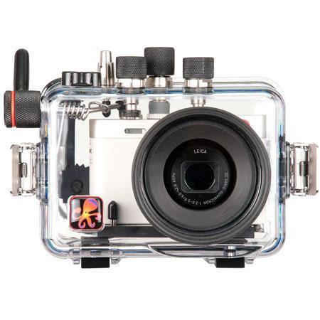Ikelite 6165.01 Underwater Camera Housing for Leica C Digital Camera
