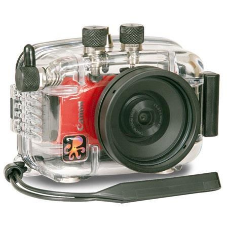 Ikelite Underwater Camera Housing for Canon Powershot SD4000IS, IXUS 300HS and IXY 30S Digital Cameras