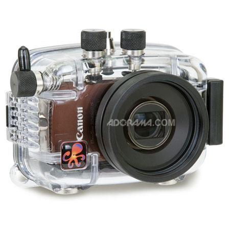 Ikelite 6240.45 Underwater Camera Housing for Canon Powershot SD4500IS, IXUS 1000HS Digital Cameras