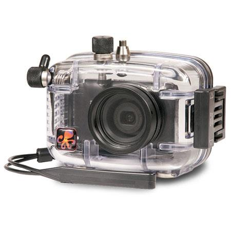 Ikelite Underwater Camera Housing for Canon Powershot SD-940 IS & Ixus 120 IS Digital Cameras