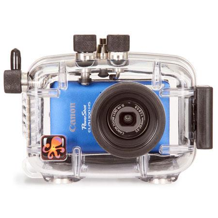 Ikelite Underwater Camera Housing for Canon Powershot Elph 100 HS, IXUS 115 HS Digital Cameras