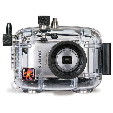 Ikelite Underwater Camera Housing for Canon Powershot Elph 300 HS, IXUS 220 HS Digital Cameras