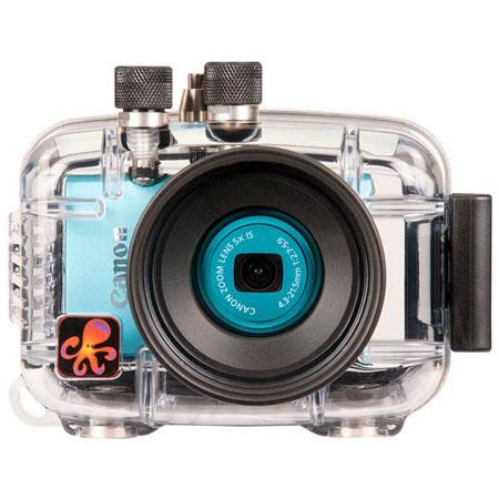 Ikelite Underwater Camera Housing for Canon Powershot Elph 110 HS, IXUS 125 HS Digital Cameras