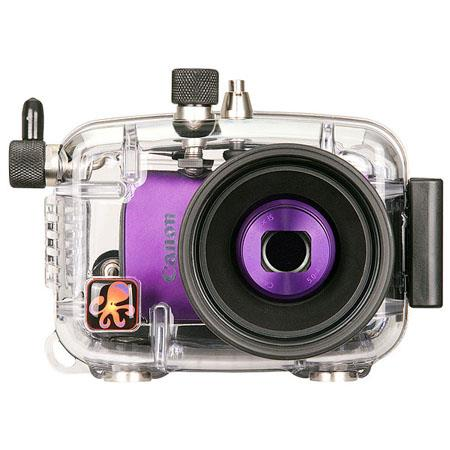 Ikelite 6243.31 Underwater Camera Housing for Canon Powershot Elph 310 HS, IXUS 230 HS Digital Cameras