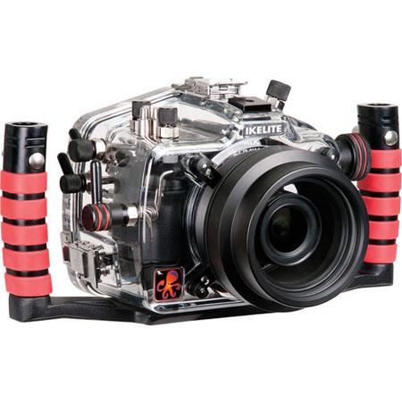 Ikelite 6860.03 Underwater TTL Camera Housing for Panasonic Lumix GH3 and GH4 Digital Cameras