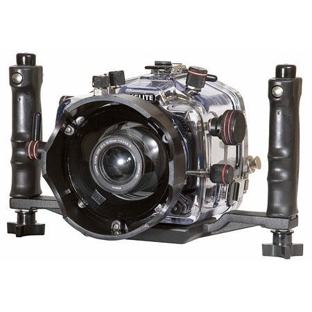 Ikelite Underwater Camera Housing for Canon EOS Rebel XSi (450D) & EOS Rebel T1i (500D) Digital SLR Cameras