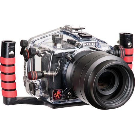 Ikelite Ikelite 6871.65 Underwater Camera Housing for Canon EOS Rebel T4i & T5i (650D/700D) DSLR Cameras