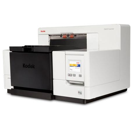 Kodak i5600 Sheetfed Scanner, 600 x 600 dpi, 170 ppm Mono/Color Scan Speed, Hi-Speed USB 2.0, 750 Sheets ADF Capacity