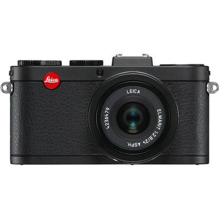 Leica X2 Compact Digital Camera, 16.1MP, with ELMARIT 24mm f/2.8 ASPH Lens, 2.7