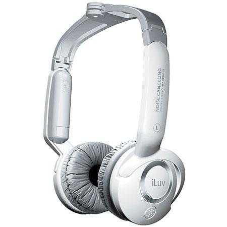 iLuv i901 Noise Canceling Headphones for iPods and Many Other Audio Devices. image