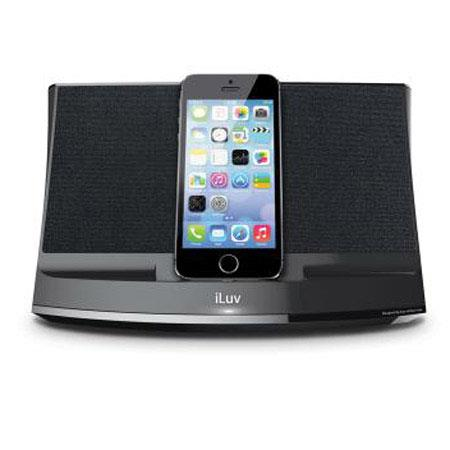 iLuv Lightning Dock Stereo Speaker for iPhone 5/5s/5c/iPod 5th Gen/iPod Nano 7th Gen