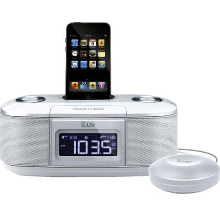 alarm clock white products on sale. Black Bedroom Furniture Sets. Home Design Ideas