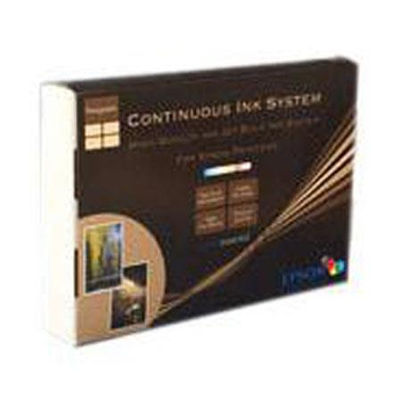 Lyson Bulk Continuous Feed Cave Paint Photo Ink System (CIS) for Epson Stylus Photo R800 Inkjet Printer