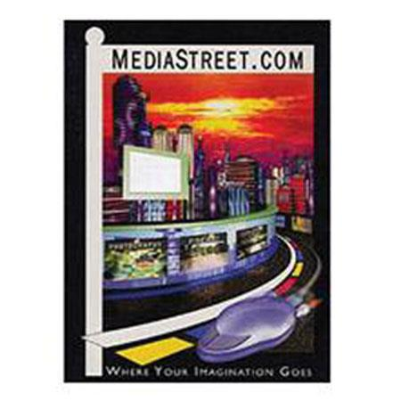 Media Street Niagara IV G-Chrome RB Continuous Ink System and Set of 7 4oz Bulk Ink Bottles, for the Epson R1800 Inkjet Printer.