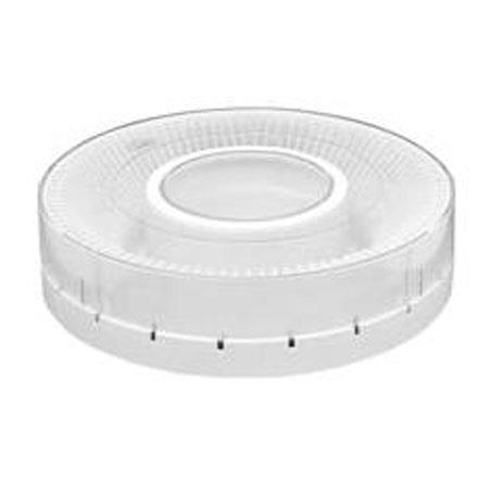 Braun Round Slide Tray for the Novamat M330 Viewer / Projector, Holds 100 Slides up to 3.2mm Thick.