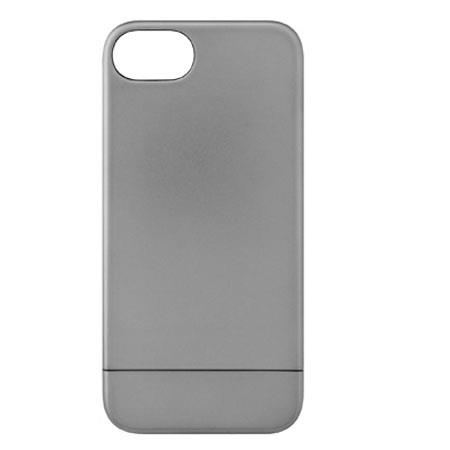 Incase Metallic Slider Case for iPhone 5, Steel