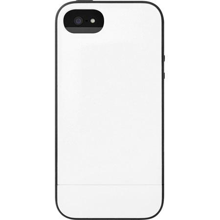 Incase Pro Slider Case for iPhone 5, White/Black