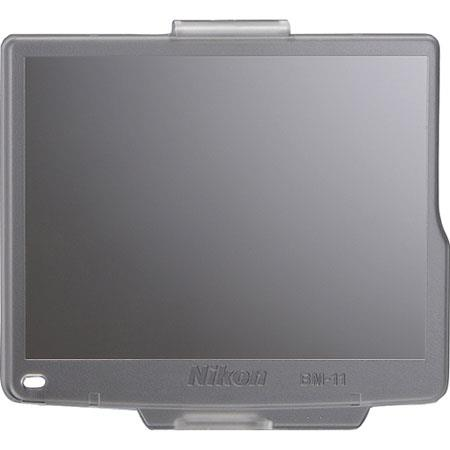 Discount Electronics On Sale Nikon BM-11, Replacement LCD Monitor Cover for D7000 Digital SLR Camera