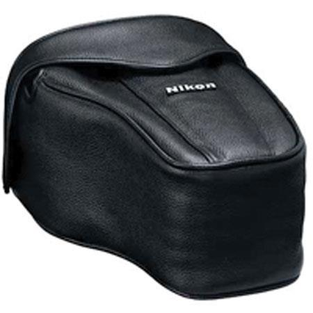 Nikon CF-D200 Semi-Soft Case for the D-300 and D-200 Digital SLR Cameras image