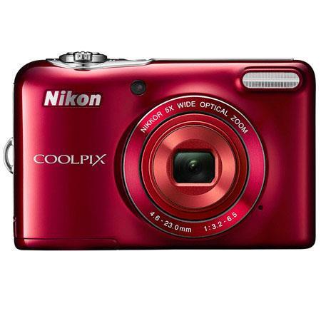 Nikon COOLPIX L30 (RED) Refurb