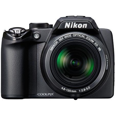 Nikon Nikon Coolpix P100 Digital Camera Matte Black