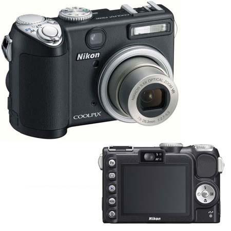 Nikon Coolpix-P5000 Review: Features & Controls