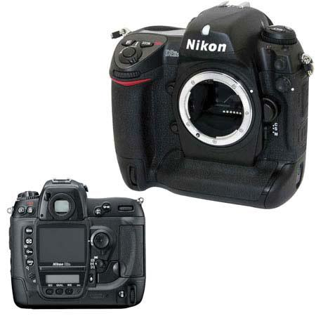 Nikon D2Hs Digital SLR Camera Body Set, 4.1 MP, Interchangeable Lens - Refurbished by Nikon USA image