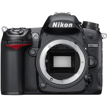 Nikon D7000 Digital SLR Camera Body - Refurbished by Nikon U.S.A. image