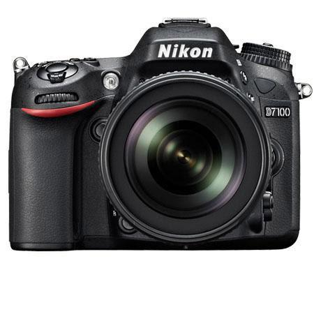 Nikon D7100 DX-format 24.1MP DSLR Camera Kit with AF-S DX NIKKOR 18-140mm f/3.5-5.6G ED VR Lens