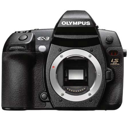 Olympus E-3 Digital Slr Body 10.1 Mp image