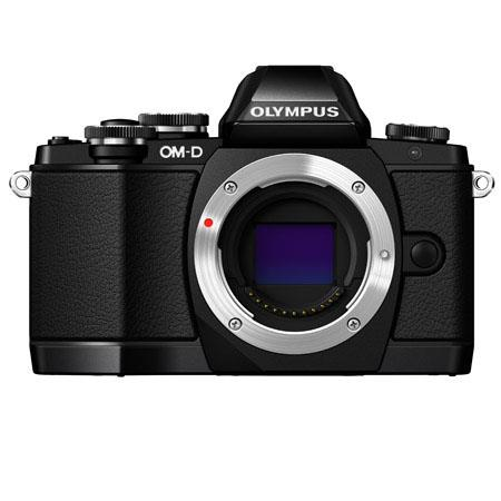 Olympus E-M10 Mirrorless Interchangeable-Lens Camera Body Only, 16.1MP, 3